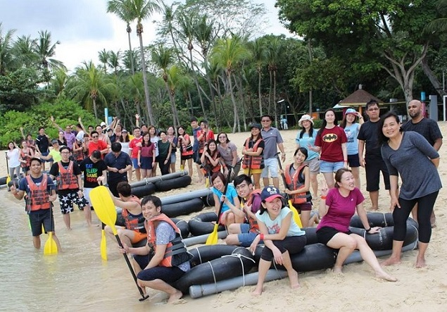 Team Building Training Singapore | Experienced Corporate Trainers