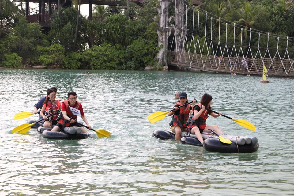 Team Building Activities Singapore | Fun Interactive Adventures Together