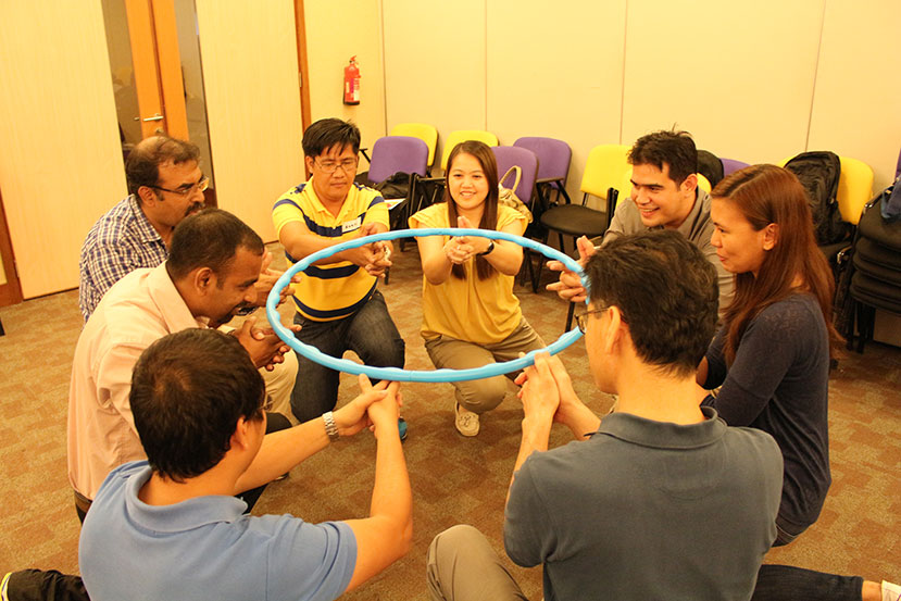 Develop a Team Vision | Team Building Techniques & Activities Singapore