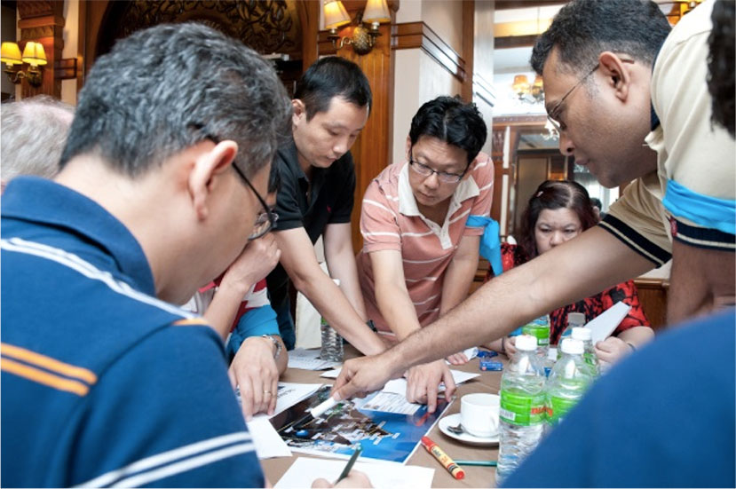Team Building Programs Singapore | Build Team Work & Cohesiveness