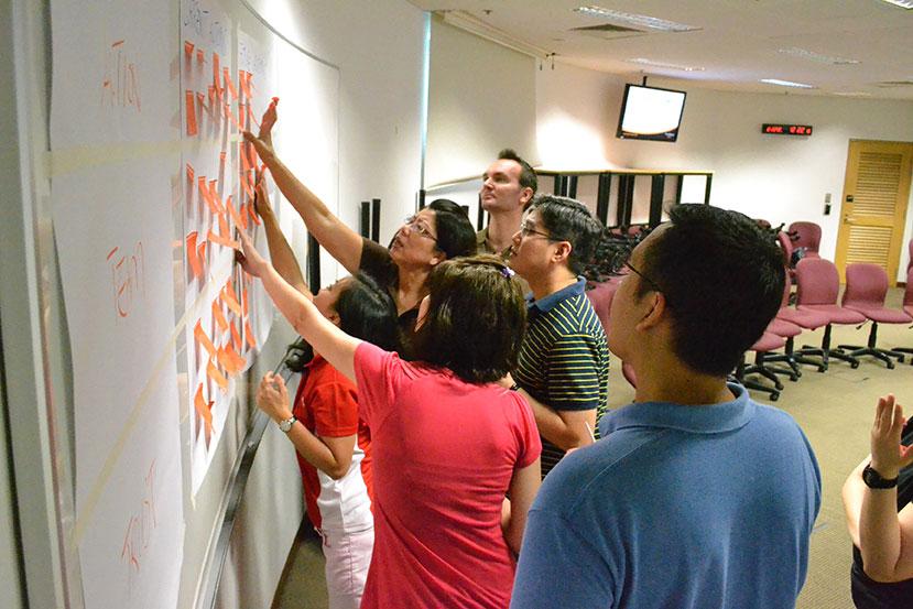 Facilitation Skills Group Training Singapore | Process Facilitation Training