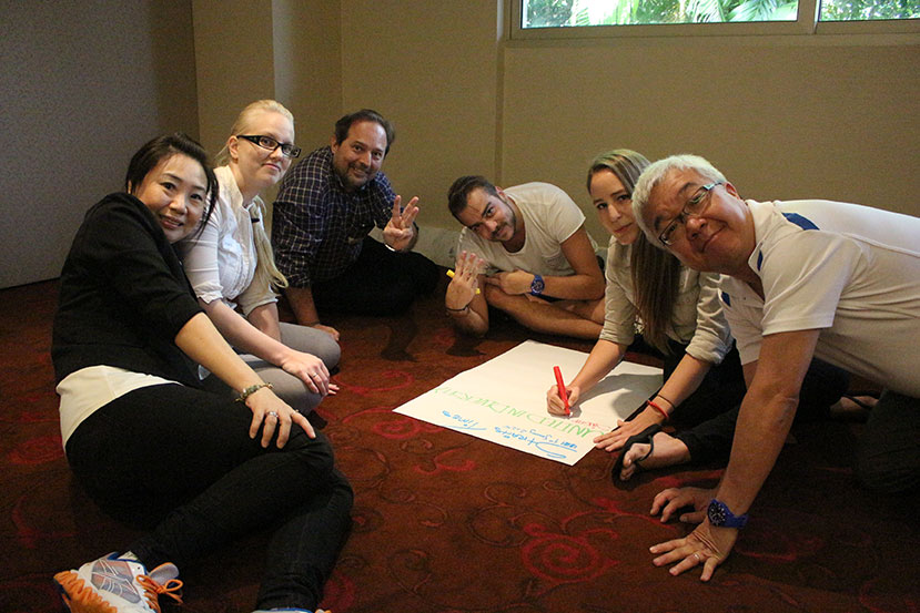 Customized Learning Solutions Singapore | Team Building Training