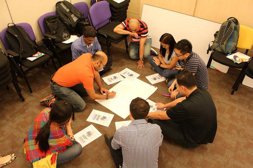 Psychometric Profiling Workshop Singapore | Team Learning Workshop